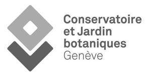 Logo Conservatoire et Jardin Botanique Genève